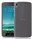 HTC Desire 825 / Desire 10 Lifestyle Şeffaf Kristal Kılıf