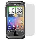 HTC Desire S Mat Ekran Koruyucu Film