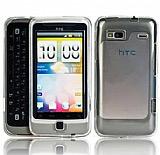 HTC Desire Z �iftli Silikon K�l�f