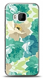 HTC One M9 Flower Pattern 2 Kılıf