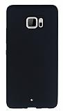 HTC U Ultra Mat Siyah Silikon Kılıf