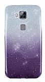 Huawei G8 Simli Siyah Silikon Kılıf
