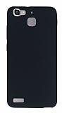 Huawei GR3 Mat Siyah Silikon Kılıf