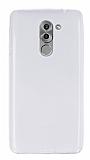 Huawei GR5 2017 Ultra İnce Şeffaf Silikon Kılıf