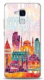 Huawei GT3 Colorful İstanbul Kılıf