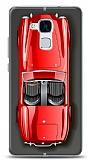 Huawei GT3 Red Retro Car Kılıf