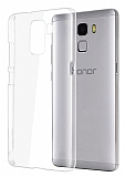 Huawei Honor 7 Şeffaf Kristal Kılıf