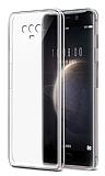 Huawei Honor Magic Şeffaf Kristal Kılıf
