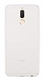 Huawei Mate 10 Lite Ultra İnce Şeffaf Silikon Kılıf