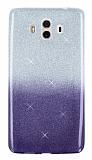 Huawei Mate 10 Simli Siyah Silikon Kılıf