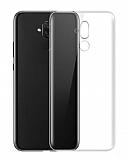 Huawei Mate 20 Lite Ultra İnce Şeffaf Silikon Kılıf