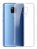 Huawei Mate 20 X Ultra İnce Şeffaf Silikon Kılıf