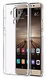Huawei Mate 9 Şeffaf Kristal Kılıf
