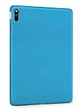 Huawei MatePad 10.4 Mavi Silikon Kılıf
