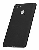 Huawei Nova Mat Siyah Silikon Kılıf