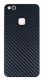 Huawei P10 Lite Ultra İnce Karbon Siyah Kılıf
