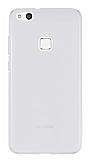 Huawei P10 Lite Ultra İnce Şeffaf Silikon Kılıf