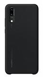 Huawei P20 Orjinal Siyah Silikon Kılıf