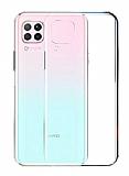 Huawei P40 Lite Ultra İnce Şeffaf Silikon Kılıf