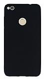 Huawei P9 Lite 2017 Ultra İnce Mat Siyah Silikon Kılıf