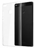 Huawei P8 Lite Şeffaf Kristal Kılıf