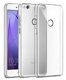 Huawei P9 Lite 2017 Şeffaf Kristal Kılıf