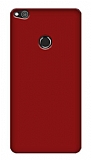 Huawei P9 Lite 2017 Tam Kenar Koruma Kırmızı Rubber Kılıf