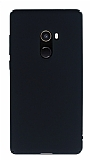 Xiaomi Mi Mix 2 Tam Kenar Koruma Siyah Rubber Kılıf