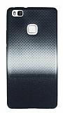 Huawei P9 Lite Gold Noktal� Ultra �nce Silikon K�l�f