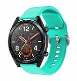 Huawei Watch GT 2e Yeşil Silikon Kordon (46 mm)