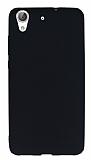 Huawei Y6 ii Mat Siyah Silikon Kılıf