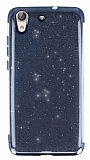 Huawei Y6 ii Simli Siyah Silikon Kılıf