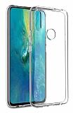 Huawei Y9 Prime 2019 / P Smart Z Ultra İnce Şeffaf Silikon Kılıf