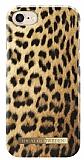 iDeal of Sweden iPhone 6 / 6S / 7 / 8 Wild Leopard Kılıf