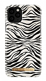 iDeal of Sweden iPhone 11 Pro Zafari Zebra Kılıf