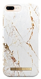iDeal of Sweden iPhone 6 Plus / 6S Plus / 7 Plus / 8 Plus Carrara Gold Kılıf