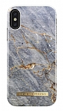 iDeal of Sweden iPhone X / XS Grey Marble Kılıf