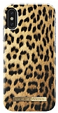 iDeal of Sweden iPhone X Wild Leopard Kılıf