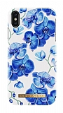 iDeal of Sweden iPhone XS Max Baby Blue Orchid Kılıf