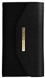 iDeal of Sweden Myfair Clutch iPhone 6 Plus / 6S Plus / 7 Plus / 8 Plus Siyah Kılıf