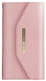 iDeal of Sweden Myfair Clutch iPhone 6 Plus / 6S Plus / 7 Plus / 8 Plus Pembe Kılıf