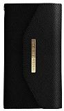 iDeal of Sweden Myfair Clutch iPhone X Siyah Kılıf