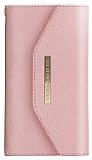 iDeal of Sweden Myfair Clutch iPhone X Pembe Kılıf