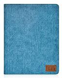 iLuv Great Jeans iPad 2 / iPad 3 / iPad 4 Standl� Yan Kapakl� Mavi Kot K�l�f