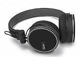 iLuv Rockefeller Mikrofonlu Katlanabilir Siyah Kulakl�k