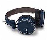 iLuv Rockefeller Mikrofonlu Katlanabilir Mavi Kulakl�k