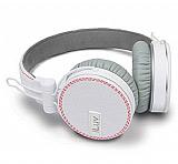 iLuv Rockefeller Mikrofonlu Katlanabilir Beyaz Kulakl�k