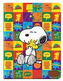 iLuv Snoopy Folio iPad 2 / iPad 3 / iPad 4 Standl� Yan Kapakl� K�rm�z� Deri K�l�f