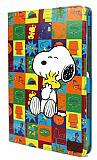 iLuv Snoopy Folio Samsung Galaxy Tab / Tab 2 10.1 Standl� Yan Kapakl� Deri K�l�f