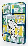 iLuv Universal Tablet Snoopy Fermuarl� A��k Mavi K�l�f